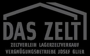 Glier Josef – Zeltverleih Logo